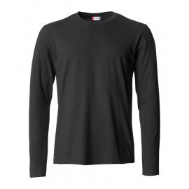 T-shirt manches longues 100% coton 180gr - New Wave