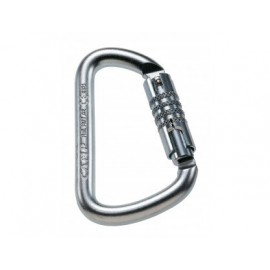 TRIACT LOCK STEEL CARABINER - CAMP