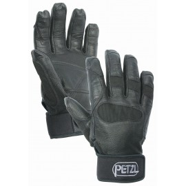 GLOVE CORDEX PLUS PETZL BLACK