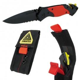 RESCUE KNIFE DIMATEX WITH DIMATEX CASE