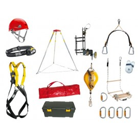CONFINED SPACE KIT WITH LADDER