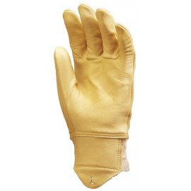 GLOVE MASTER YELLOW LEATHER