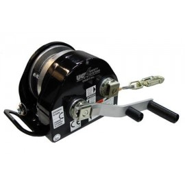 DIGITAL WINCH 100, 27 M STAINLESS STEEL CABLE AND REMOVABLE HANDLE