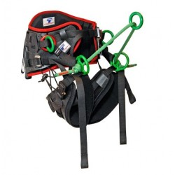 TREEMOTION PRUNING HARNESS DESIGNED BY TEUFELBERGER AND TREEMAGINEERS