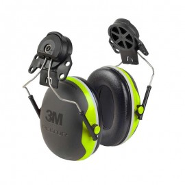 EXTRA FLAT PELTOR EAR MUFFS X4