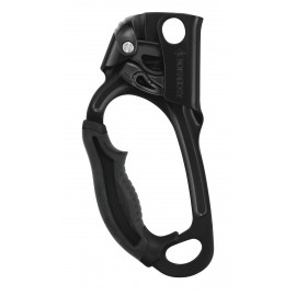 BLACK ASCENSION LOCK HANDLE FOR LEFT HAND PETZL