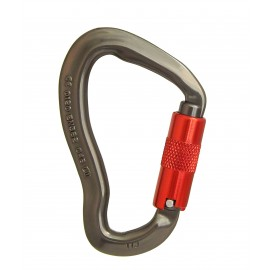 GECKO TRIPLE ACTION CARABINER - COURANT