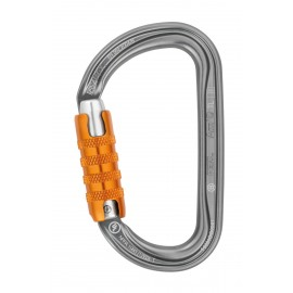 AM'D PETZL TRIPLE ACTION CARABINER