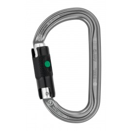 CARABINER AM'D BALL LOCK - PETZL