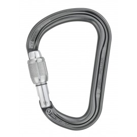 MOUSQUETON WILLIAM PETZL A VIS