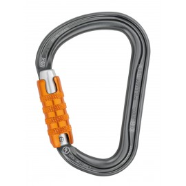 Mousqueton WILLIAM TRIACT LOCK - PETZL