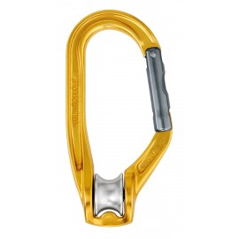 ROLLCLIP CARABINER PULLEY - PETZL
