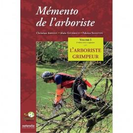 MEMENTO DE L'ARBORISTE 3EME EDITION VOLUME 1