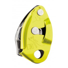 GRIGRI 2 INSURER WITH ASSISTED BRAKING