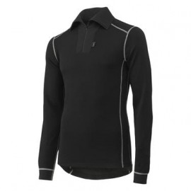 T-SHIRT TECHNIQUE ROSKILDE HELLY HANSEN AVEC COL ZIP