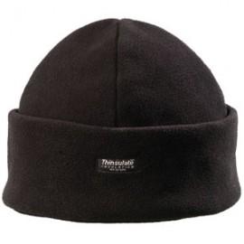 Bonnet polaire thinsulate noir