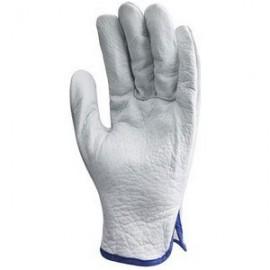 Paquet 8 gants fleur standard dos croûte