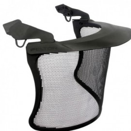 V4A PELTOR MESH VISOR FOR PRUNER