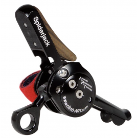SPIDERJACK 2.1 ART BASIC DESCENDER WITH VELCRO
