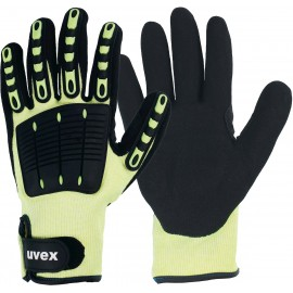 UVEX IMPACT 1 ANTI-COUPRESS GLOVES