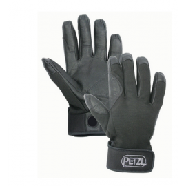 GLOVE BLACK CORDEX PETZL FOR ROPE WORK