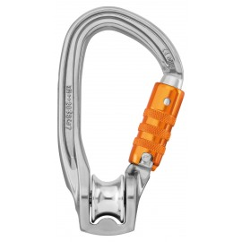 CARABINER PULLEY ROLLCLIP Z TRIPLE ACTION - PETZL