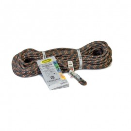 BLACK ANTIPODE ROPE L'EQUIPEUR ø 10,5 MM FOR ACROBATIC WORK