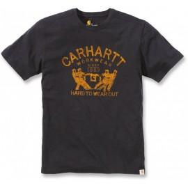 CARHARTT T-SHIRT 100% COTTON SHORT SLEEVES