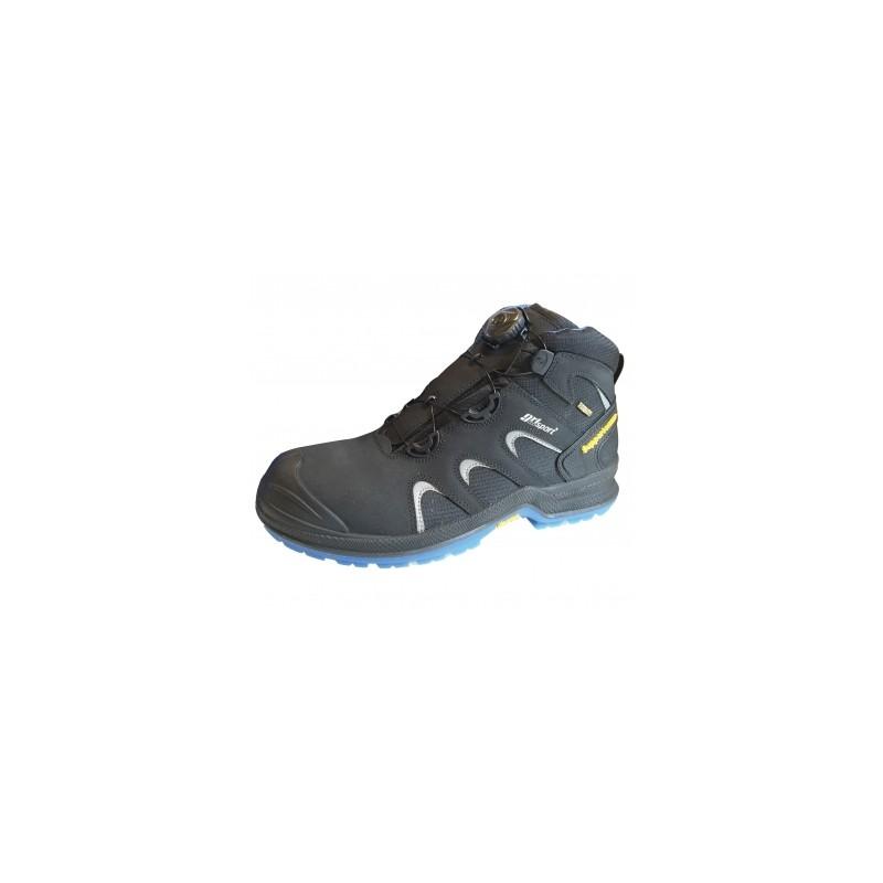 Chaussure de securite haute bioboa grisport l 39 equipeur - Chaussure de securite haute ...
