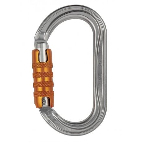 MOUSQUETON OK PETZL triact lock