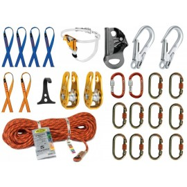 OPTIONAL KIT FOR ROPE ACCESS TRAINING CQP