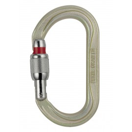 MOUSQUETON OXAN SCREW LOCK - PETZL À VIS