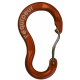 Mousqueton porte matériel KEY 514 NOIR, Key rings CLIMBING TECHNOLOGY