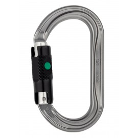 MOUSQUETON OK PETZL Ball-Lock
