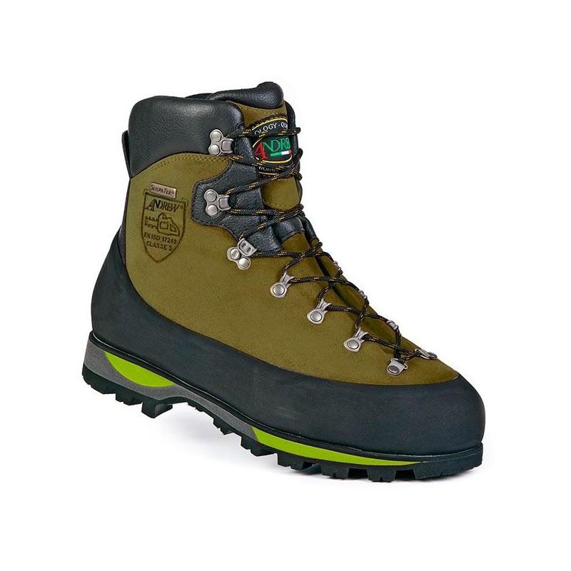 d1ae8c677f8931 Chaussure d'élagage anticoupure, de sécurité ou de grimpe. Matériel ...