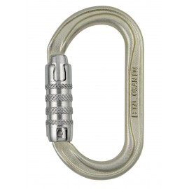MOUSQUETON OXAN PETZL TRIPLE ACTION