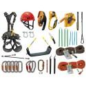 KIT CORDISTE PETZL: kit de travaux en en hauteur