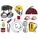 ECONOMICAL PRUNING KIT WITH HARNESS AND PETZL HELMET