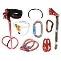 SRT ASCENSION KIT WITH SYSTEM 3A AND ROPEWRENCH