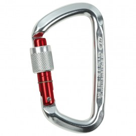 SNAP HOOK D-SHAPE ALU A VIS CLIMBING TECHNOLOGY