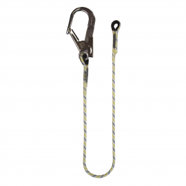 BRAIDED ROPE LANYARD WITH ALUMINIUM MGO