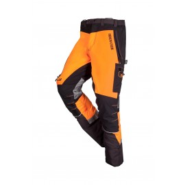 PANTALON CANOPY W-AIR ANTI-COUPURE ORANGE SIP PROTECTION