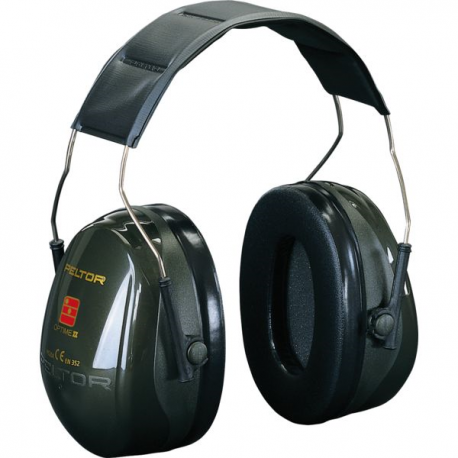 CASQUE ANTIBRUIT 3M PELTOR™ OPTIMEIII
