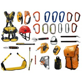 CQP TRAINING KIT FOR ECONOMIC ROPE ACCESS TECHNICIANS