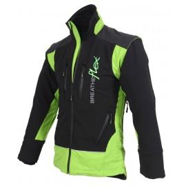 BREATHEFLEX jacket black - ARBORTEC