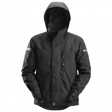 VESTE HIVER ISOLANTE ET IMPERMEABLE ALLROUNDWORK - SNICKERS
