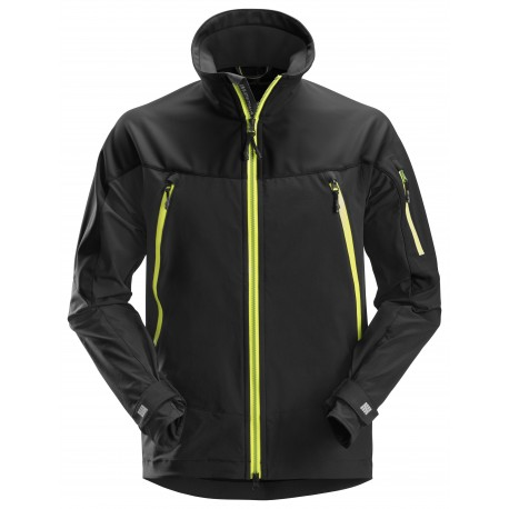 VESTE SOFTSHELL STRETCH FLEXIWORK - SNICKERS