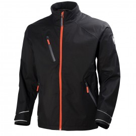 Brugge Shell waterproof and breathable jacket - HELLY HANSEN