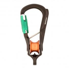 REVOLVER RIG LOCKSAFE pulley carabiner - DMM