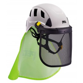 Head protection helmets VERTEX and STRATO - PETZL